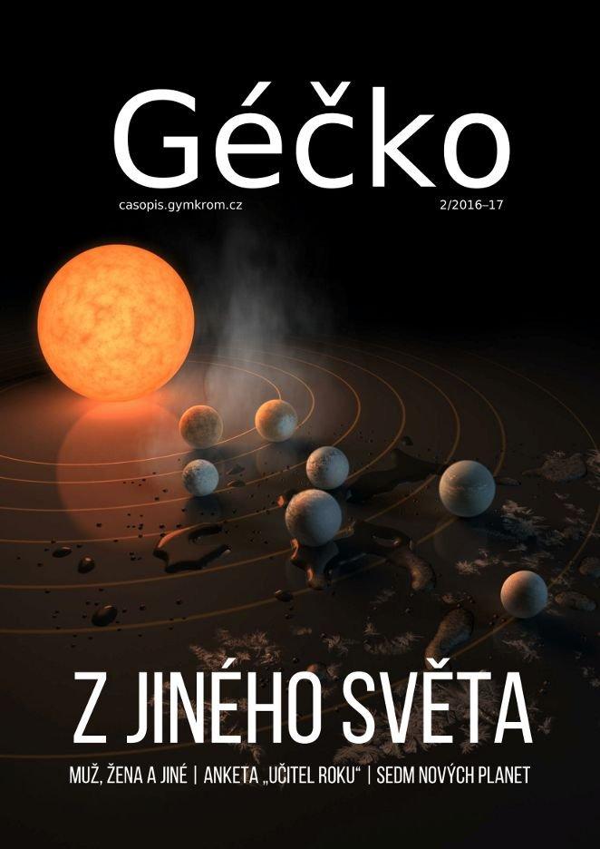 GÉČKO - nové číslo