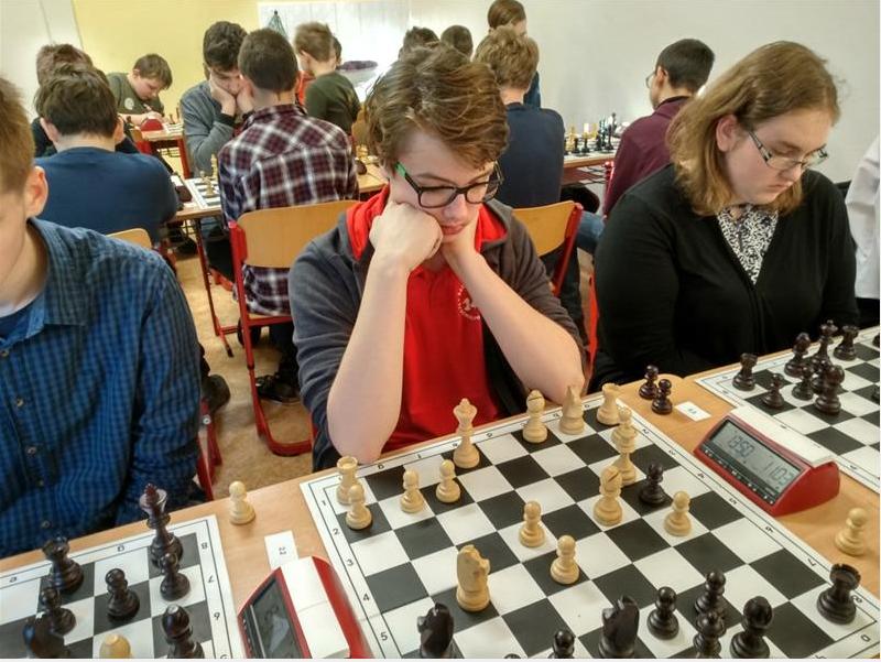 Okresní přebor škol v šachu