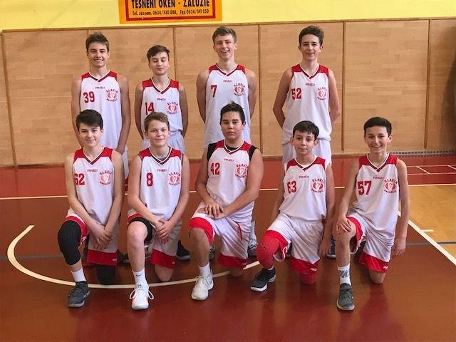 Basketbalový turnaj základních škol